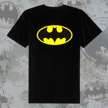 Camisa Batman 100% algodão