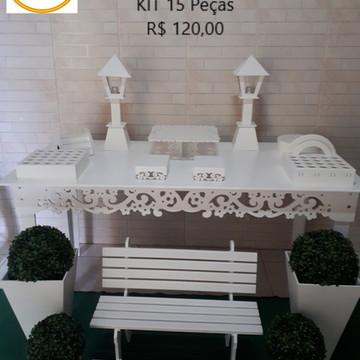 Aluguel Kit Provençal 36