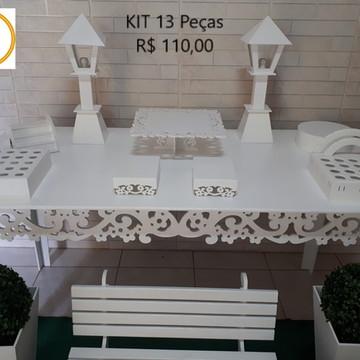 Aluguel Kit Provençal 37