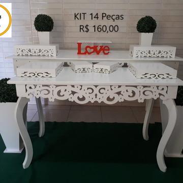 Aluguel Kit Provençal 42