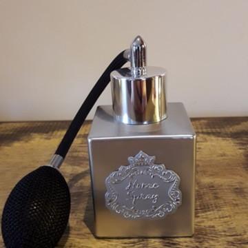 Home Spray Prata Válvula Bulbo