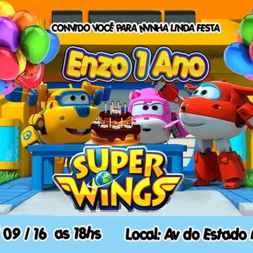 kit festa super-wings