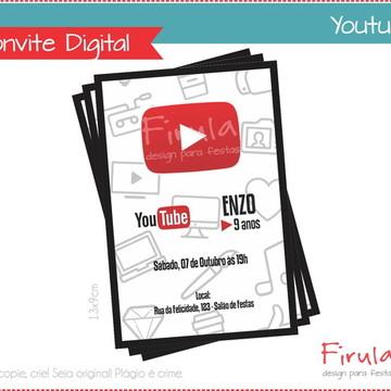 Convite Digital Youtube