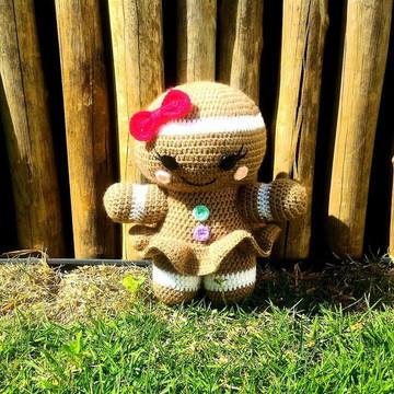 Gingerbread Amigurumi