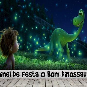 Painel de Festa O Bom Dinossauro