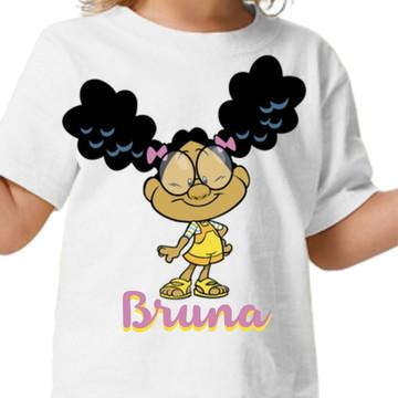 Camisa personalizada Lili amigãozão