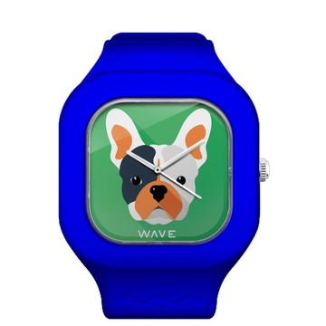 Relógio Bulldog Francês