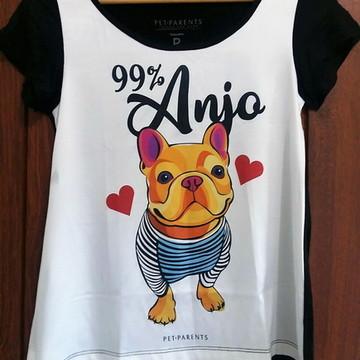 Bata Bulldog Francês 99% Anjo