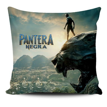 0Almofada Herois - Pantera Negra 1