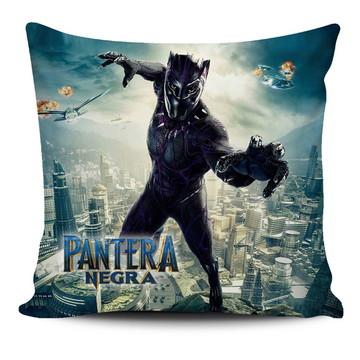 0Almofada Herois - Pantera Negra 4