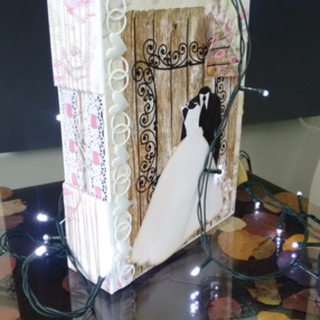 Album Scrapbook Casamento