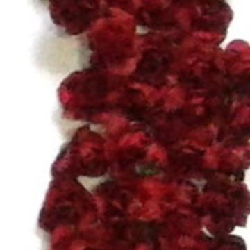 144 Mini Rosinhas De Papel Flores - Pacote