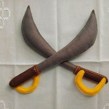 Espada de Iansã (Oyá)