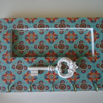 Porta Chaves e Porta Cartões