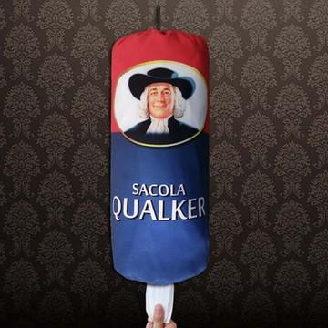 Puxa Saco Divertido Qualker