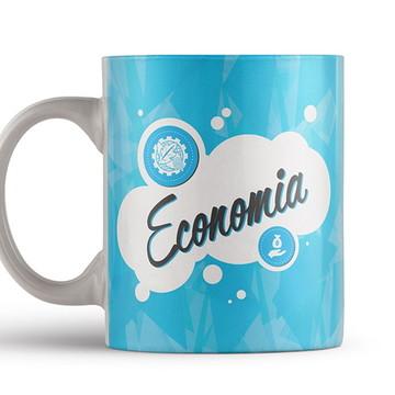 Caneca Personalizada Economia