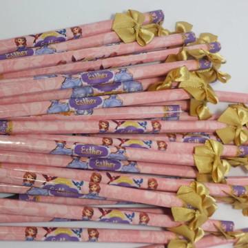 Lápis Princesa Sofia