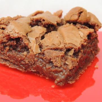 Brownie de Gengibre