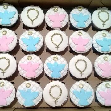 Cupcakes - Batismo