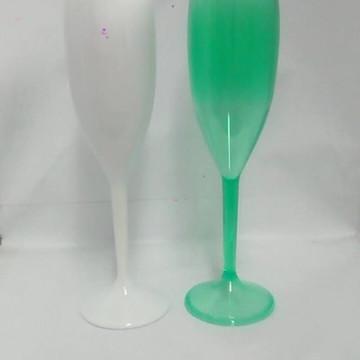 10 taça Champagne 160 ml PS acrilico Casamento BALADA