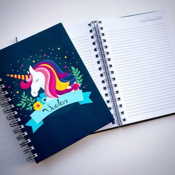 Caderno Pequeno com linhas