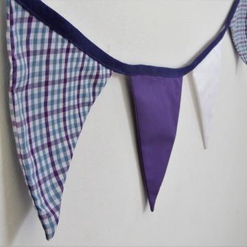 Bandeirola de tecido