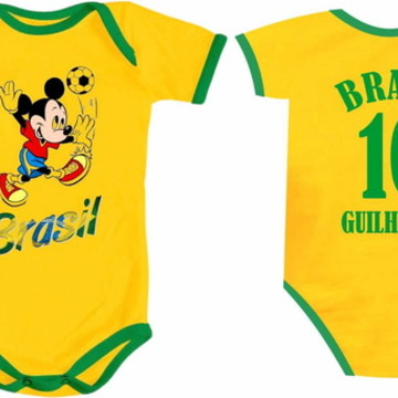Body copa do mundo Mickey