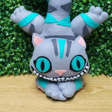 Gato Cheshire - Alice no País das Maravilhas