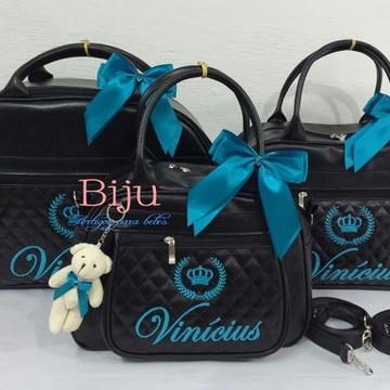 Kit Bolsas de Bebê Personalizado