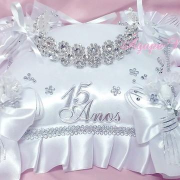 Almofada Para Coroa - 15 anos - Debutante - amc01