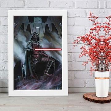 Quadro Star Wars Darth Vader