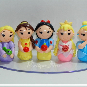 Topo princesas Disney