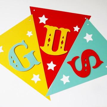 Bandeirola Circo