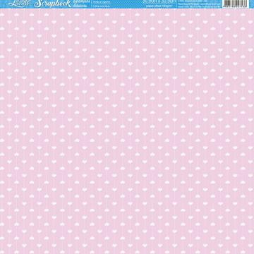 Papel Scrapbook Artesanato bolinhas Litoarte 1 fl #SBB017
