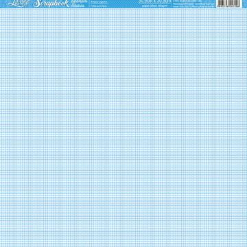 Papel Scrapbook Artesanato Quadrados Litoarte 1 fl #SBB024
