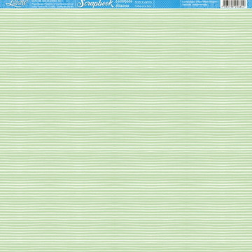 Papel Scrapbook Artesanato Linhas Litoarte 1 fl #SBB074