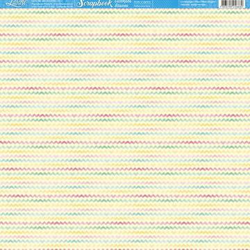 Papel Scrapbook Artesanato Borboleta Litoarte 1 fl #Linhas