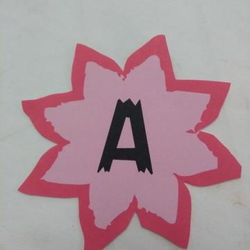 bandeirola flor