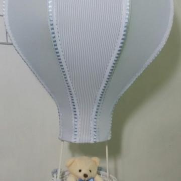 Lustre balão infantil menino