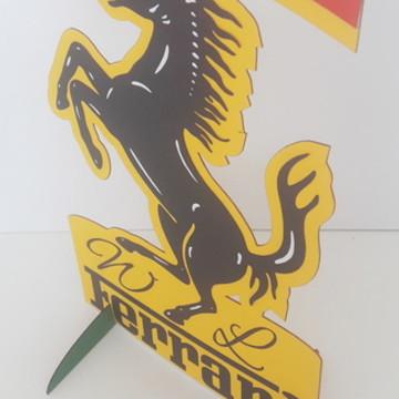 Display (Totem) - Ferrari F1