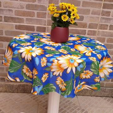 Toalha para mesa redonda