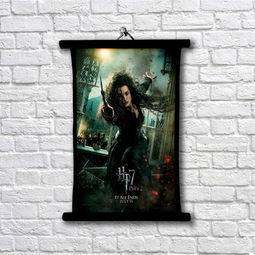 1Pergaminho Harry Potter - Bellatrix