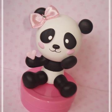 Lembrancinha - Ursinha Panda