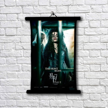 1Pergaminho Harry Potter - Bellatrix 2