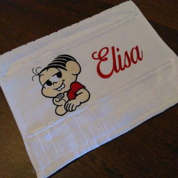 toalhas de boca bordadas e personalizadas