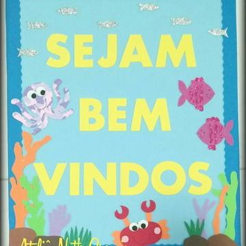 SEJAM BEM-VINDOS EM EVA