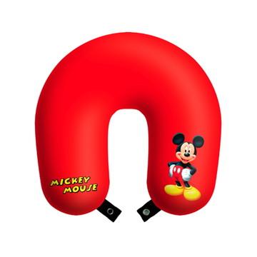 Almofada de pescoço travesseiro Mickey Mouse Disney