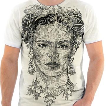 Camisa Camiseta Personaliza Pintora Frida Kahlo 1