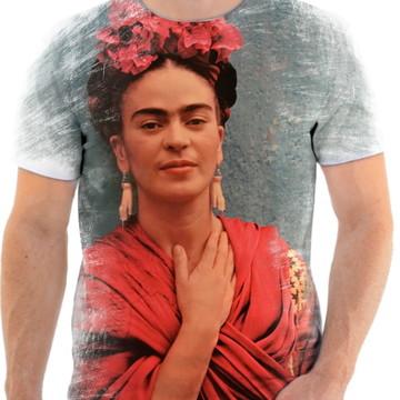Camisa Camiseta Personaliza Pintora Frida Kahlo 5