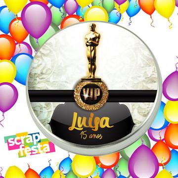 Latinha Personalizada Festa de Aniversário Oscar